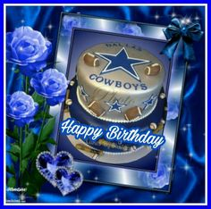 The Best Dallas Cowboys Birthday Wishes .Sending birthday introductions has ended up being an essential practice these days. It can be tough to find the ideal birthday celebration yearn for … Dallas Cowboys Happy Birthday, Happy Birthday Cowboy, Happy Birthday Emoji, Dallas Cowboys Cake, Happy Birthday Ballons, Happy Birthday Wishes Photos, Dallas Cowboys Pictures, Birthday Gag Gifts, Birthday Cake Card