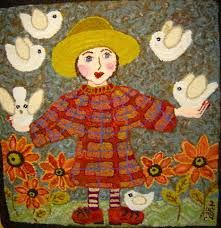 Image result for jule marie smith rug hooking