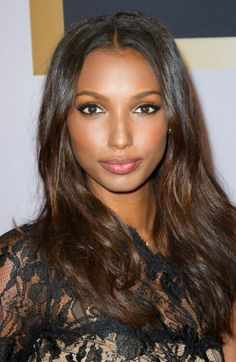 Jasmine Tookes--model, Victoria's Secret Lingerie 2014 (Who happens to be related to George Washington)