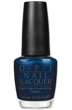 OPI's Germany-Inspired Fall Nail Colors!  Unfor-Greta-bly Blue http://news.instyle.com/photo-gallery/?postgallery=121859#