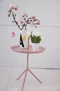 Wohnen mit Blumen • DIY Krepp-Anemonen • Ombre Ostereier