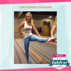 I am so honored to be a fitness instructor for Bright Pink's FabFest!  Join me in this powerful movement of being proactive with breast and ovarian health by registering at www.2014fabfest.org #FabFest2014