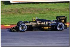 Senna / JPS Lotus Renault 97T
