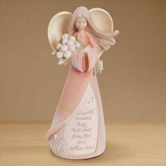 Enesco 123090 Figurine Foundations Mother Angel
