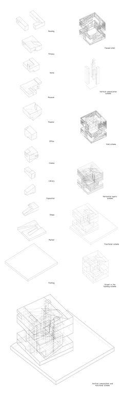 Nikita Dolgoj, void scheme | Presidents Medals: Compression architecture (anthill)