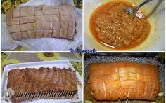 Egyben sült, bőrös malac recept pontycomb konyhájából - Receptneked.hu Cantaloupe, Fruit, Food, Essen, Meals, Yemek, Eten