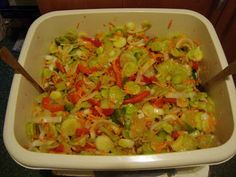 Preserves, Guacamole, Pickles, Cabbage, Food And Drink, Canning, Vegetables, Ethnic Recipes, Blog