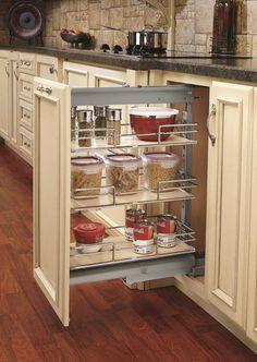 Contemporary Closet & Storage Photo by Rev-A-Shelf - Homeclick Community