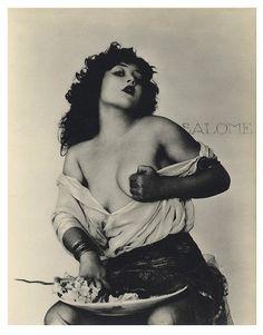 SALOME c. 1932