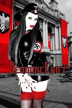 Demoniccunt Nazi cunt  www.demoniccunt.com