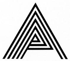 1969 logotype design // RAI // g. iliprandi
