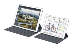The two iPad Pro's, side by side.