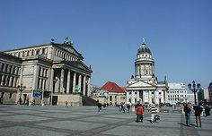 ★★★★★ I've spent a decent amount of time in Berlin—usually to Charlottenburg. On my first visit, however, I stayed at the Hilton at the Gendarmenmarkt!