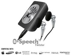 We bring you this optimum Bluetooth Headset that facilitates you to enjoy wireless stereo music via A2DP profile. Comes with a compact and portable design, which is a smart pick for enjoying music in cohesion with telephone compatibility. You can receive the incoming calls while listening to the music.