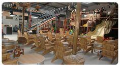 Le parc de loisirs indoor basé à Royan Pirate Parc nous a confié la création de son site internet