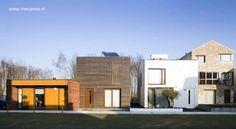 Modelos de viviendas modernas de Holanda