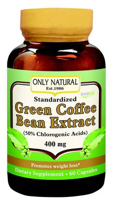 do green coffee beans really work