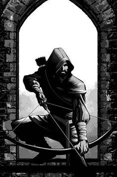 Robin Hood & His Merry Men| Sherwood Forest| Serafini Amelia| Comic Art Now | OregonLive.com