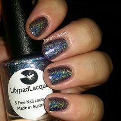 Lilypad Lacquer Pretty Pearl