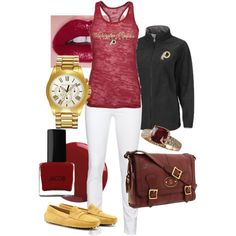 Redskins Style for Women