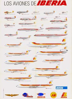 Iberia ( IATA : IB , OACI : IBE , y callsign : Iberia  BME es una aerolínea española , fundada en 1927 con el nombre de Iberi...