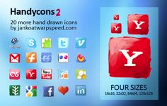 Another one of the 333...oops 33 free icon sets!