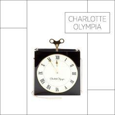 50 Showstopping Fall 2013 Bags: Charlotte Olympia bag, $1,262, mytheresa.com.