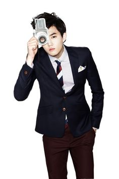 The handsome angel of exo, SuHo