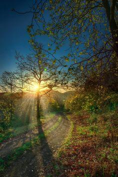 Follow the sun (Greece) by Makis Bitos