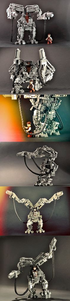 LEGO Matrix Armored Personnel Unit