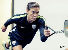 Hope Solo for Nike Gold Medal Winners, Hope Solo, Nike Soccer, Dancing With The Stars, Goalkeeper, Girls Be Like, Espn, Interview, Football