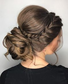 Classic braided upstyle,crown braided updo hairstyle,wedding hairstyles ,dutch braided updo bridal hairstyle ideas,wedding updo hairstyles
