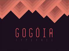 Download free Font Gogoia Free Font by Alan de Sousa