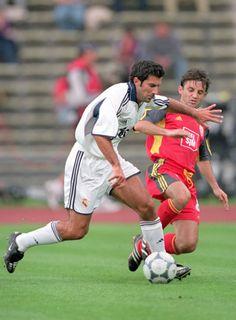 Luis Figo ( Real Madrid )