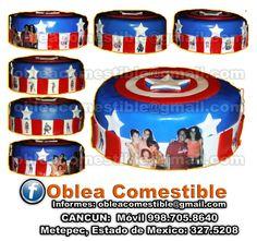 Toques especiales con Oblea Comestible www.obleacomestible.net Whatsapp: 5519705155 obleacomestible@gmail.com
