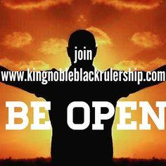 Join kingnobleblackrulership.com/