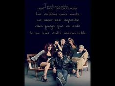 RBD - Inalcanzable (Letra)