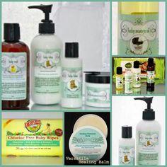 Lemongrass Spa Baby Line - safe for the whole family  http://www.ourlemongrassspa.com/SCHYLERSLG/