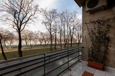 Check out this awesome listing on Airbnb: River view with aircon and balcony in Budapest