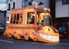 Image result for studio ghibli real life