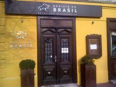 Rodízio - Restaurante brasileiro em Liubliana.