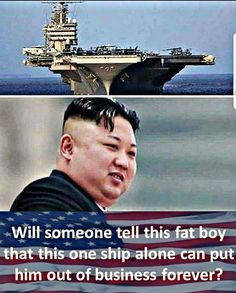 I say, tie him up naked. Grease him up and launch him off the deck. Military Humor, Military History, Usmc, Marines, Political Memes, Politics, Mcrd San Diego, Marine Corps Ball, Navy Aircraft Carrier