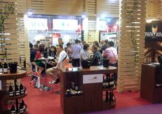 Papawine at Hong Kong Wine & Spirits Fair 2015