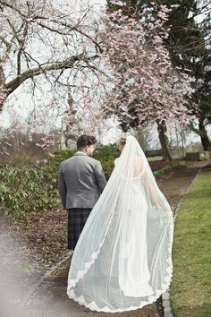 Spellbinder veil by Rainbow Club. Photography by www.craigsandersphotography.co.uk