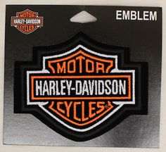 medium harley davidson bar shield logo biker bobber motorcycle sew on patch - Categoria: Avisos Clasificados Gratis  Estado del Producto: Nuevo con etiquetas Medium Harley Davidson Bar & Shield logo Biker Bobber Motorcycle sew on patchValor: GBP 11,95Ver Producto
