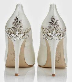 Zapatos de Novia sobresalientes