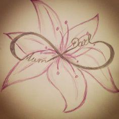 Mum and Dad. My next Tattoo. Mum and Dad. My next Tattoo. Mum And Dad Tattoos, Mum And Daughter Tattoo, Mum Tattoo, Parent Tattoos, Tattoos For Daughters, Sister Tattoos, Love Tattoos, New Tattoos, Special Tattoos