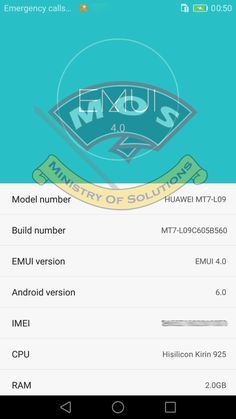 Huawei Mate 7 Marshmallow Update (Latin America) Official