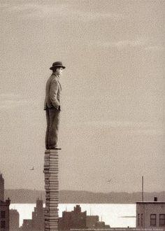 Book Tower, Quint Buchholz