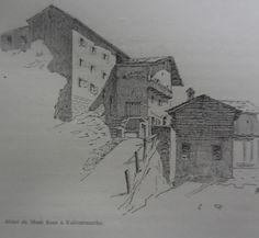 Hotel du Mont Rose a Valtournenche
